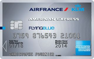 Flying Blue Silver Card