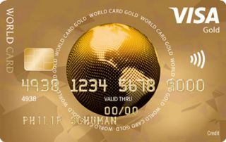 Visa Gold Card