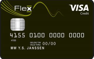 Flex Visa Card