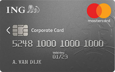 ING Corporate Card