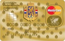 Knac Creditcard Gold