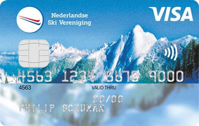 NSkiV Visa Card