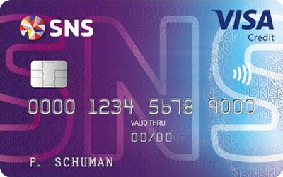 SNS Creditcard Studenten