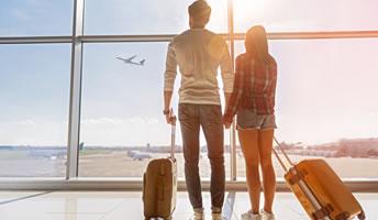 Vliegticket boeken met je creditcard