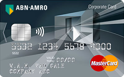 ABN AMRO Corporate Card