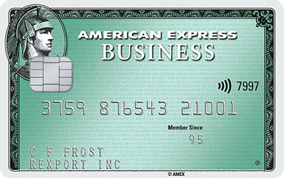 American Express Green Card 66 1ste Jaar Gratis