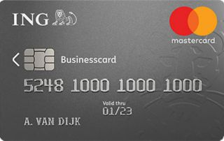 ING Businesscard