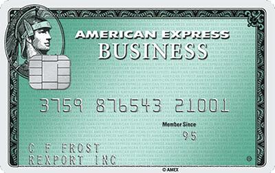 Knab Business Green Card