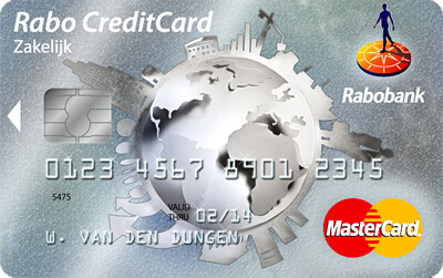 Rabo CreditCard Zakelijk