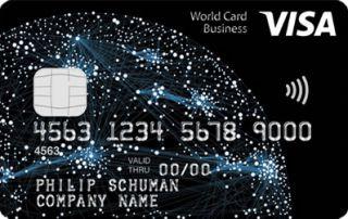 Visa Business Card