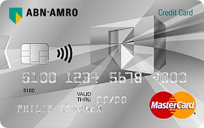 ABN AMRO Studenten Mastercard