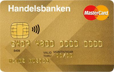 Handelsbanken Gold Card