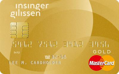 InsingerGilissen creditcard