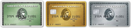 American Express Serie