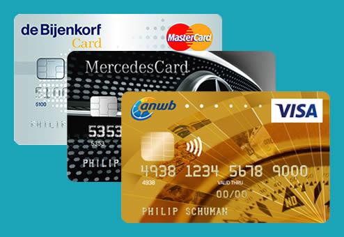Creditcard bij lidmaatschap