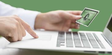 Zakelijke American Express creditcard