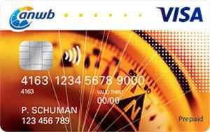ANWB Prepaid Card