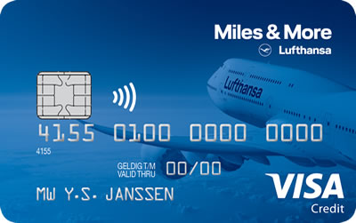 Miles & More Blue Card