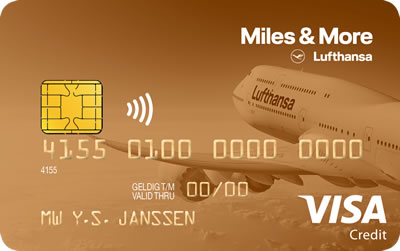 Miles & More Gold Card