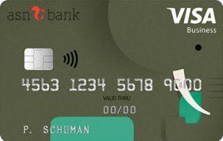 ASN Creditcard Zakelijk