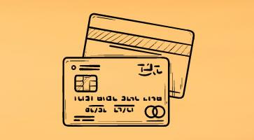 Vervangende creditcard activeren