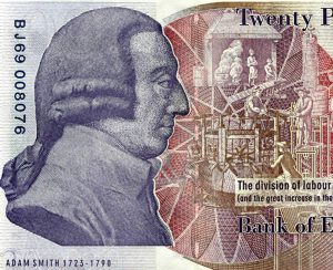 Adam Smith bankbiljet