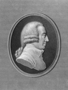 Adam Smith gravure