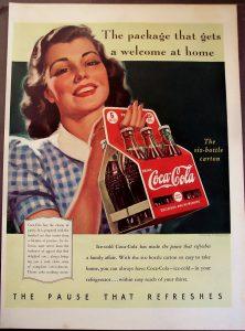 Coca Cola 4 P's - Promotie