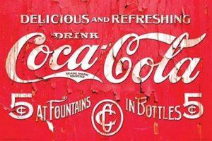 Coca Cola 4 P's - Prijs