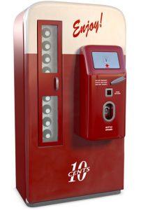 Coca Cola 4 P's - Plaats