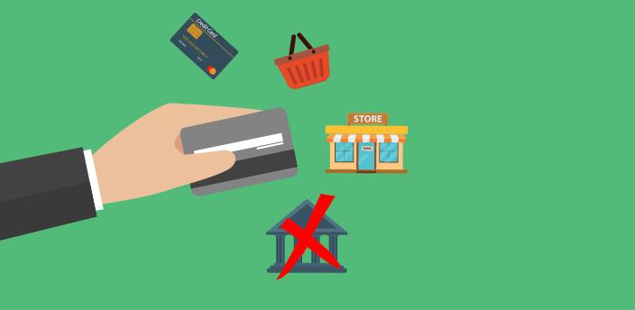 Bankonafhankelijke creditcard